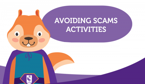 Avoiding Scams Activities