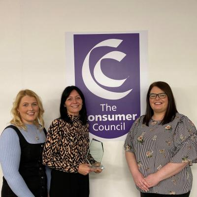 The Consumer Council Finance Team